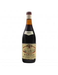 BAROLO VIGNA DELLE ROCCHE 1974 VIBERTI GIOVANNI Grandi Bottiglie