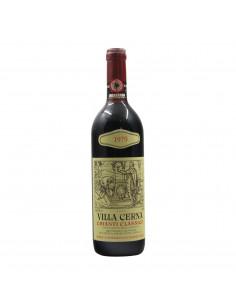 CHIANTI CLASSICO 1979 VILLA CERNA Grandi Bottiglie