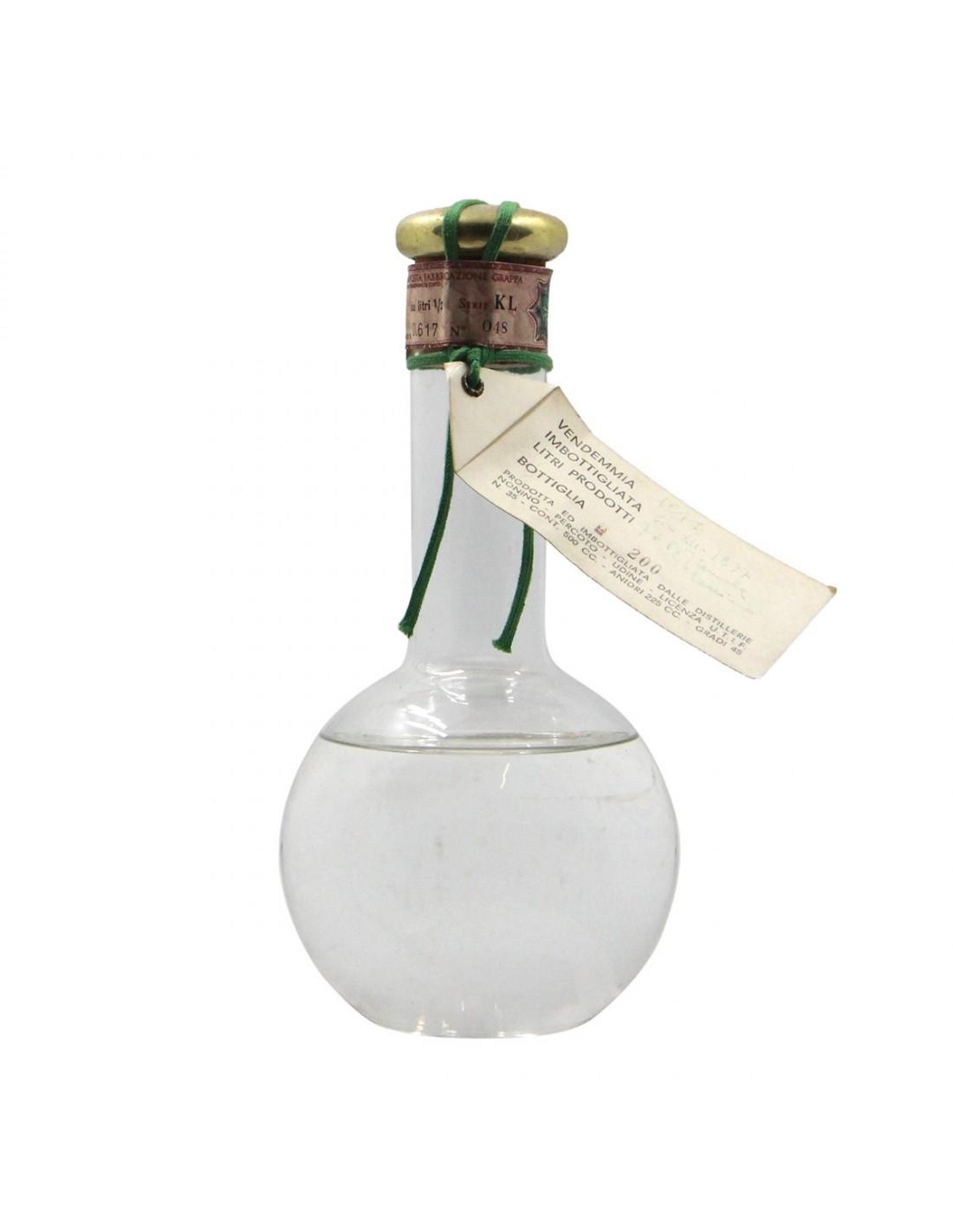 Grappa Ribolla Ampolla 0,5L 1976 NONINO GRANDI BOTTIGLIE