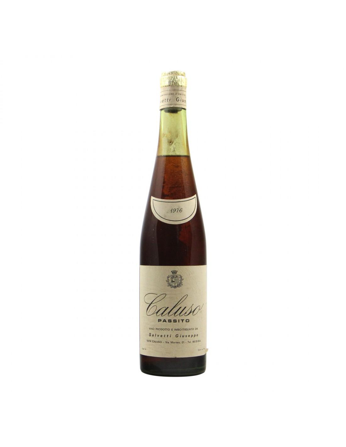 CALUSO PASSITO 1976 SALVETTI GIUSEPPE Grandi Bottiglie