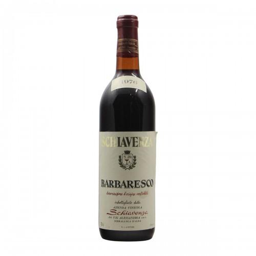 BARBARESCO 1976 SCHIAVENZA Grandi Bottiglie
