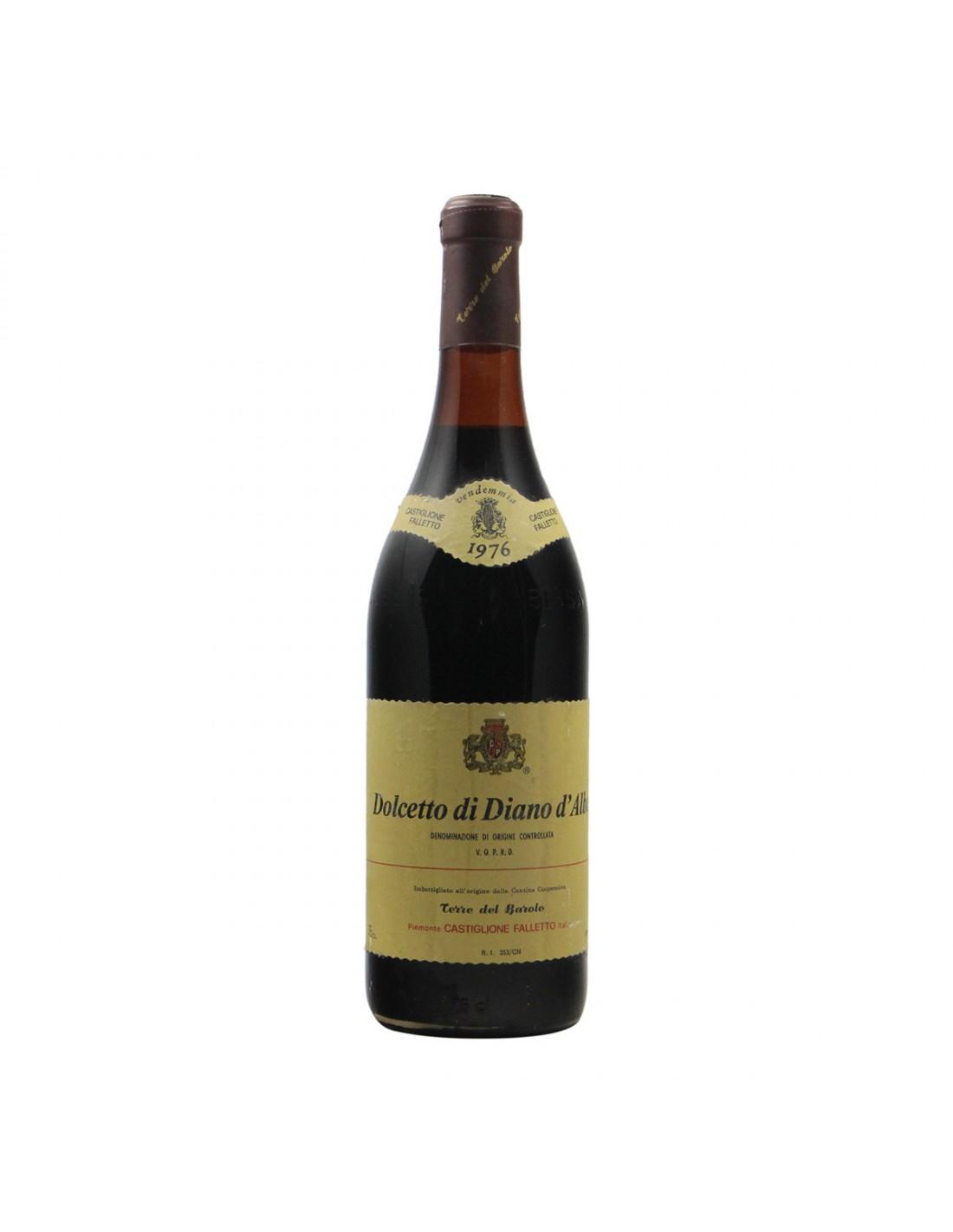 DOLCETTO DI DIANO D'ALBA 1976 TERRE DEL BAROLO Grandi Bottiglie