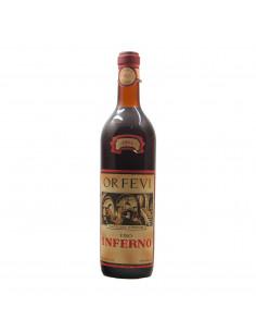 INFERNO 1964 OR.FE.VI. Grandi Bottiglie