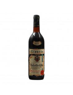 DOLCETTO D'ALBA 1977 RIVETTO ERCOLE Grandi Bottiglie