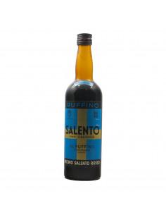 VINO LIQUOROSO VECCHIO SALENTO ROSSO 1958 RUFFINO Grandi Bottiglie