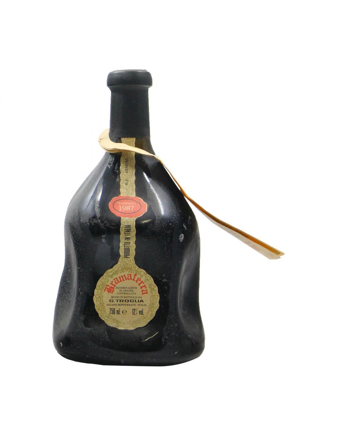 BRAMATERRA 1987 TROGLIA Grandi Bottiglie