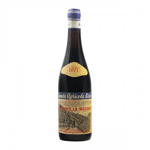 VIN VEI 'D LA MADONA 1971 RISSO Grandi Bottiglie