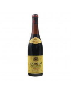 Barolo 1971 FRANCO GRANDI BOTTIGLIE