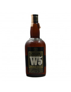W5 DOUBLE U FIVE SCOTCH WHISKY 75CL 40° NV AIRD BLENDERS Grandi Bottiglie