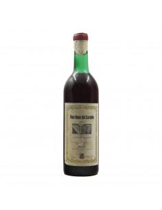 VINO ROSA DEL CASTELLO GIULIO GABRI 1971 SCHIAVENZA Grandi Bottiglie