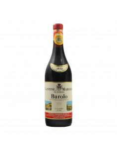 BAROLO 1973 MARCHESI DI BAROLO Grandi Bottiglie