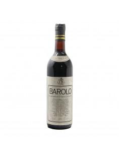 BAROLO RISERVA SPECIALE 1967 SAN MARTINO GRANDI BOTTIGLIE