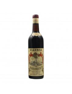 BARBARESCO RISERVA PERSONALE DELLA FAMIGLIA 1971 GIACOSA DONATO Grandi Bottiglie