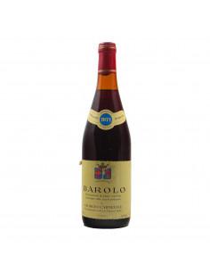 BAROLO 1971 GIORGIO CARNEVALE Grandi Bottiglie
