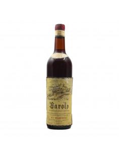 Barolo 1971 MARENGO FRANCESCO GRANDI BOTTIGLIE