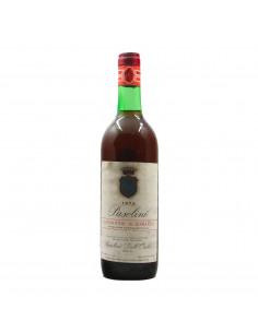 SANGIOVESE DI ROMAGNA 1973 PASOLINI DALL'ONDA Grandi Bottiglie