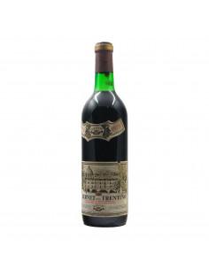 CABERNET DEL TRENTINO 1973 CAVIT Grandi Bottiglie