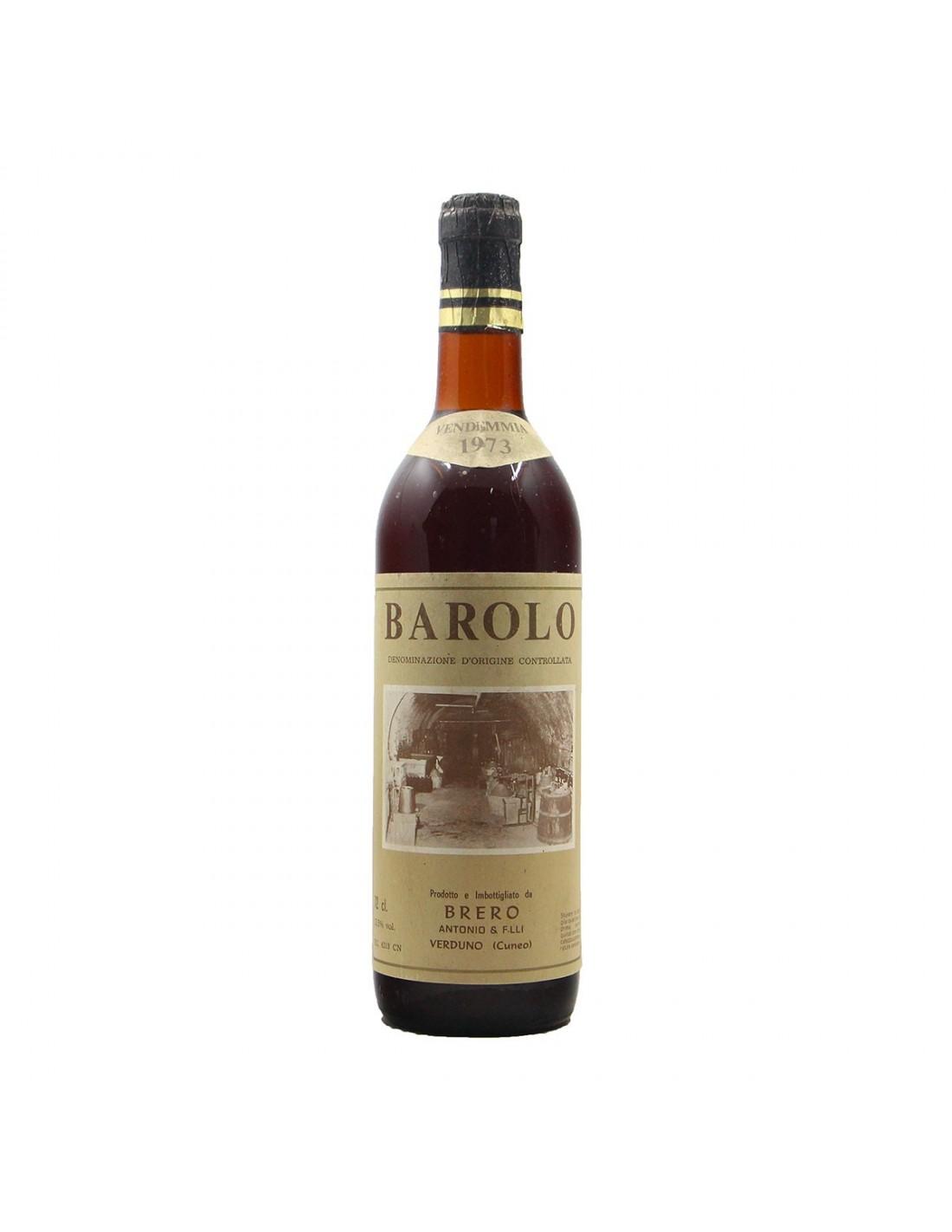 Barolo 1973 BRERO GRANDI BOTTIGLIE