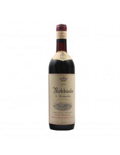 NEBBIOLO 1973 TENUTA MONTANELLO Grandi Bottiglie