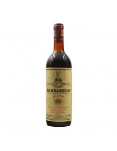 BARBARESCO RISERVA 1973 CANTINE LANZAVECCHIA Grandi Bottiglie