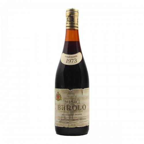 BAROLO 1973 ASCHERI GIACOMO Grandi Bottiglie