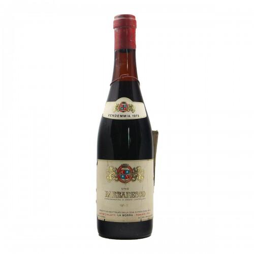 BARBARESCO 1973 CANTINE VALLETTI Grandi Bottiglie