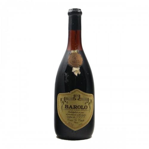 BAROLO 1973 CESTE Grandi Bottiglie
