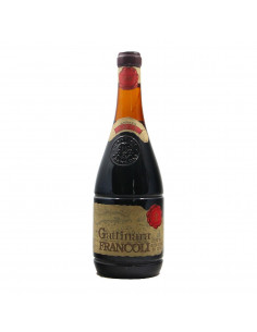GATTINARA 1973 FRANCOLI Grandi Bottiglie