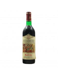 BONARDA ROSSO FIORE 1973 UMBERTO FIORE Grandi Bottiglie