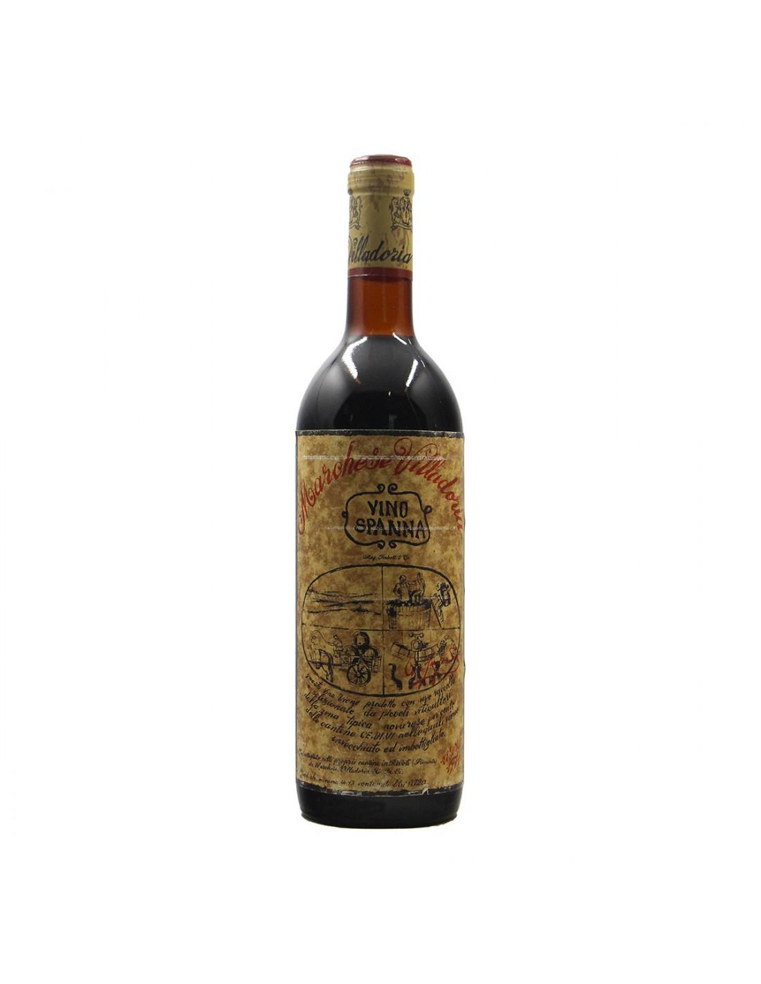 SPANNA RISERVA 1971 VILLADORIA Grandi Bottiglie