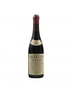 NERELLO SICILIANO 1971 S.M.F. Grandi Bottiglie