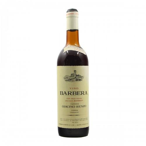 BARBERA 1971 RENZO ODICINO Grandi Bottiglie