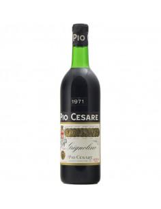 Grignolino Del Piemonte 1971 PIO CESARE GRANDI BOTTIGLIE