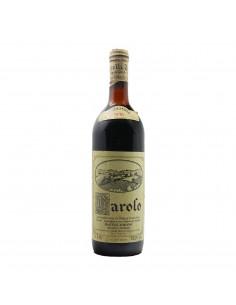 BAROLO 1976 FRATELLI ADRIANO Grandi Bottiglie