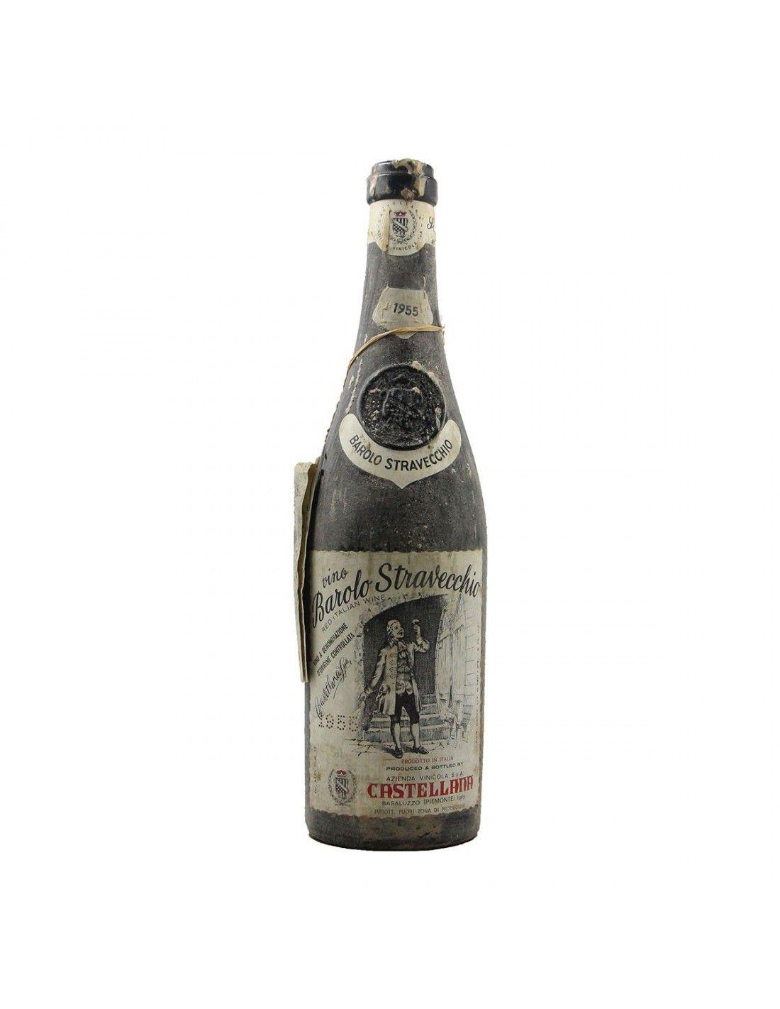 BAROLO STRAVECCHIO 1955 CASTELLANA Grandi Bottiglie
