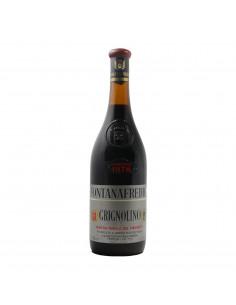GRIGNOLINO 1978 FONTANAFREDDA Grandi Bottiglie