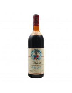 BAROLO 1974 CANTINE CURTI Grandi Bottiglie