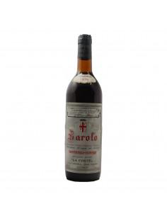 BAROLO 1979 OLIVERO Grandi Bottiglie