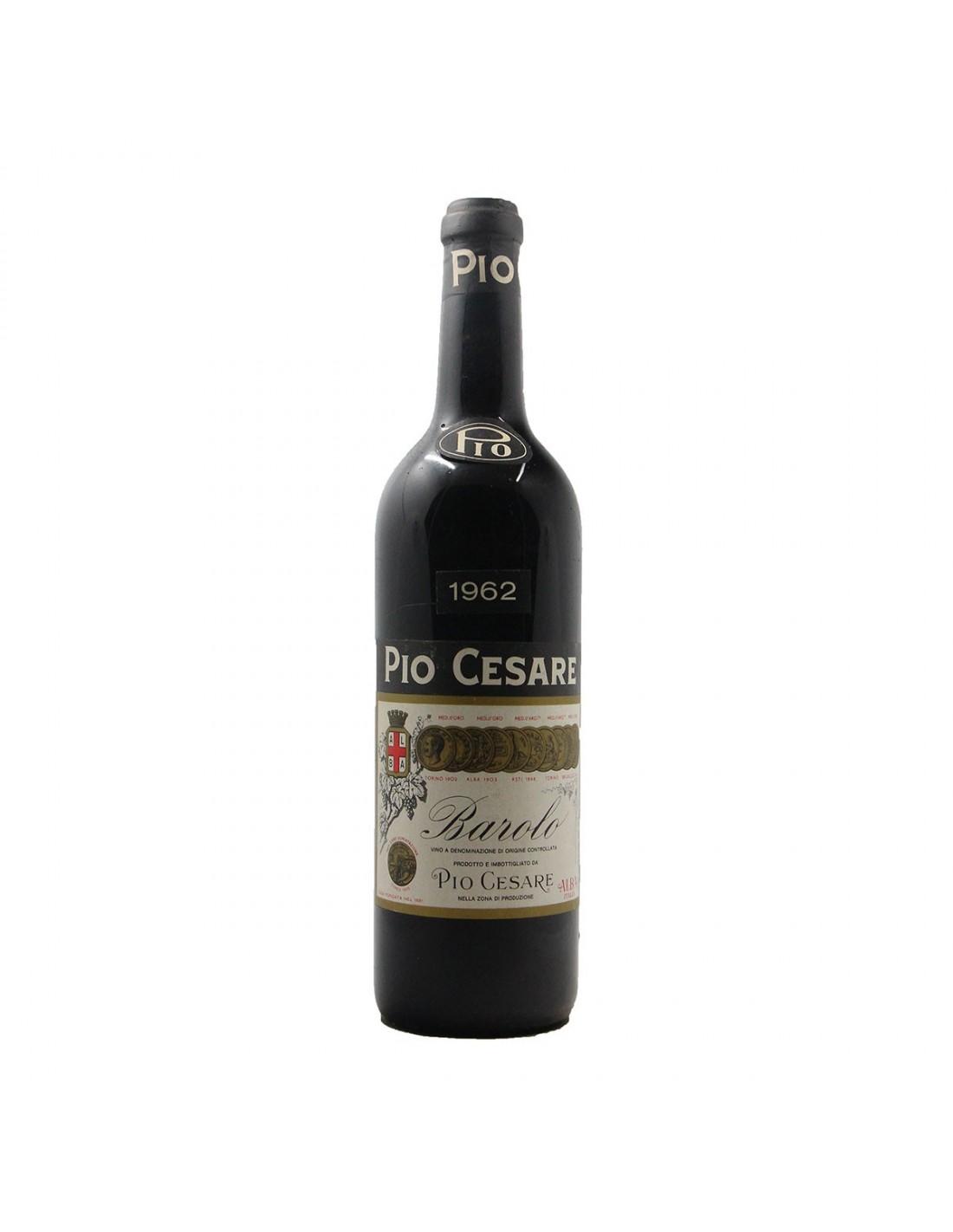 BAROLO 1962 PIO CESARE Grandi Bottiglie