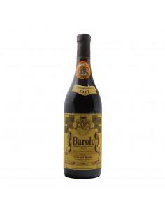 BAROLO 1977 TERRE DEL BAROLO Grandi Bottiglie