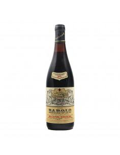 BAROLO 1971 BALLATORE GUGLIELMO Grandi Bottiglie