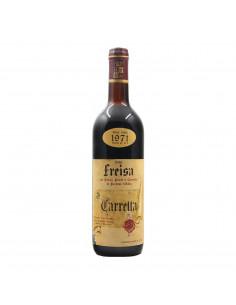 FREISA 1971 TENUTA CARRETTA Grandi Bottiglie