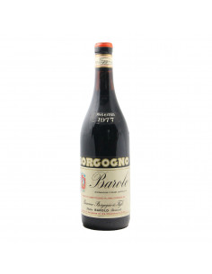 BAROLO RISERVA 1977 BORGOGNO GIACOMO Grandi Bottiglie