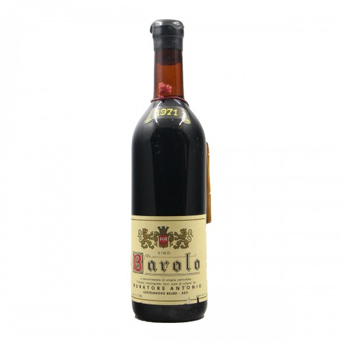 BAROLO 1971 MURATORE ANTONIO Grandi Bottiglie