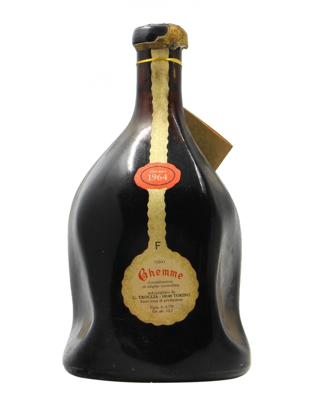 GHEMME VIGNETO PINTA 1964 TROGLIA Grandi Bottiglie