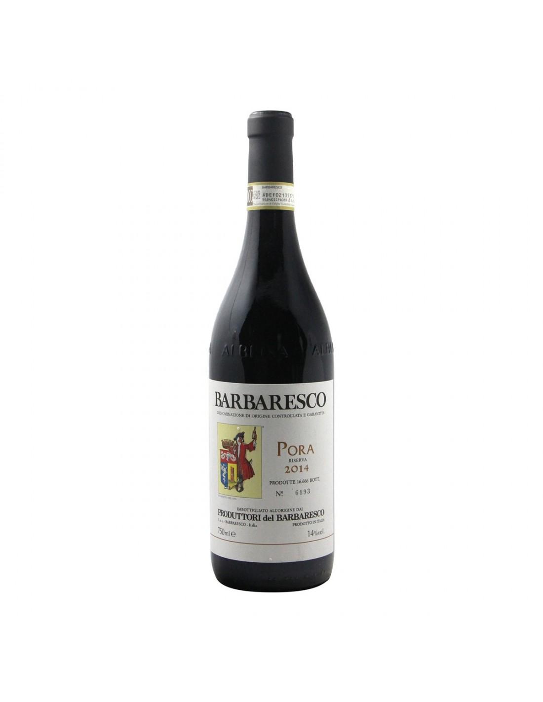 BARBARESCO PORA RISERVA 2014 PRODUTTORI DEL BARBARESCO Grandi Bottiglie