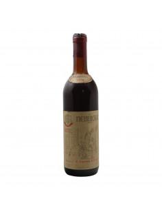NEBBIOLO SECCO 1974 LIGNANA Grandi Bottiglie