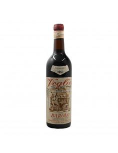 BAROLO 1967 VEGLIO GIOVANNI Grandi Bottiglie