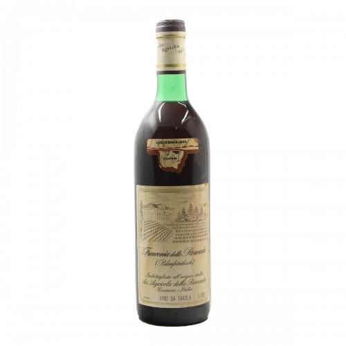 FRANCONIA DELLA RONCADA 1980 AZ. AG. DELLA RONCADA Grandi Bottiglie