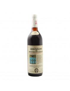 GRIGNOLINO DEL MONFERRATO CASALESE 1980 CANTINE LANZAVECCHIA Grandi Bottiglie